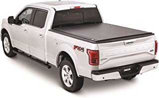 Tonno Pro LR-3015 Lo-Roll Black Roll-Up Truck Bed Tonneau Cover 2004-2008 Ford F-150 | Fits 5.5' Bed