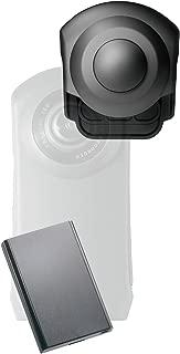 カーメイト ドライブレコーダー アクションカメラ 360度カメラ ダクション 360S 前後 左右 撮影 超広角 全天周モデル スマホ連携 バッテリーオプション DC101