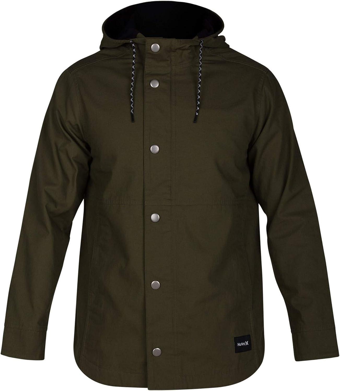 Hurley Mens Mac Thermal Jacket