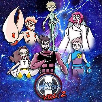 Mini - Heróis, Vol. 2
