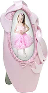 Neil Enterprises, Inc Pink Ballet Shoe Picture Frame