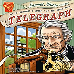 Image: Samuel Morse and the Telegraph | Audible Audiobook – Abridged | by David Seidman (Author), Inc. Capstone Publishers (Publisher)