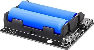 Innovateking-EU Raspberry Pi Onduleur UPS Alimentation sans Coupure UPS Hat 18650 Chargeur de Batterie Power Bank Board 5V...