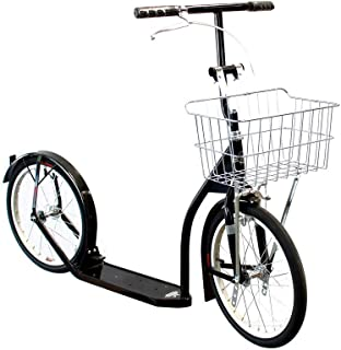 Amish-Made Deluxe Kick Scooter Bike - 16