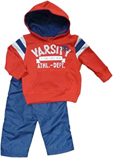Toddler Boys NYC Varsity Outfit Hoodie Jacket Track Pants 3T