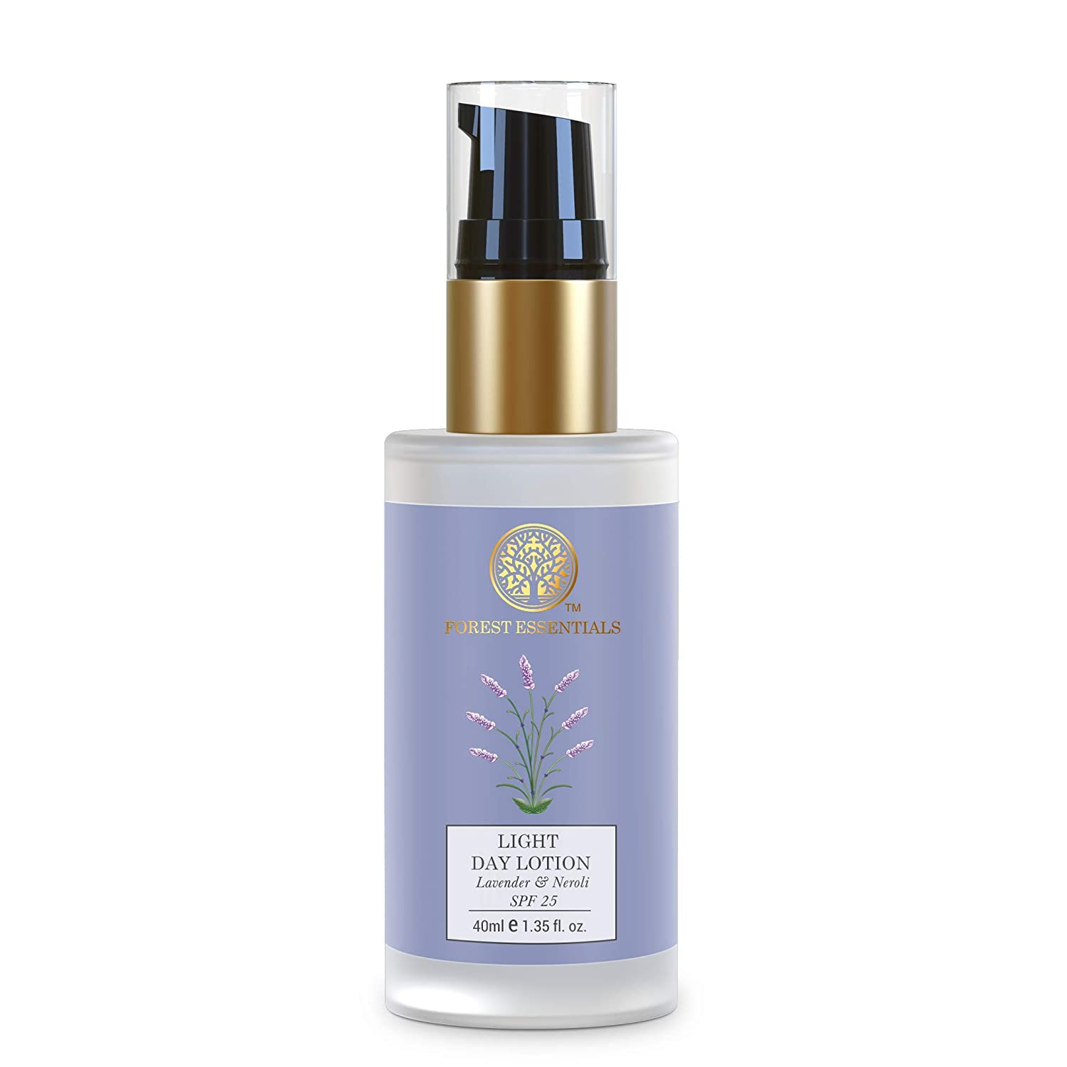 Forest Essentials Light Day Lavender Neroli 40 and Max 62% Max 80% OFF OFF Lotion SPF25
