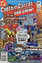 captain carrot and the zoo crew