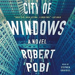 City of Windows audiobook cover art