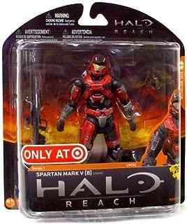 Halo Reach McFarlane Toys Series 1 Exclusive Action Figure BRICK / STEEL Spartan Mark V B (Male)