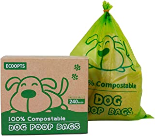 ECOOPTS Compostable Biodegradable Disposable Certified