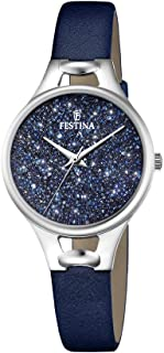 Festina Women's Analogue Quartz Watch with Leather Strap F20334/2
