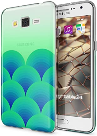 533ea902ce2 NALIA Funda Carcasa Compatible con Samsung Galaxy Grand Prime, Motivo Design  Movil Protectora Fina Carcasa