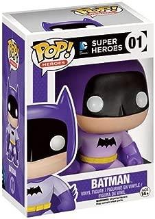 Best purple batman pop Reviews