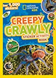 Creepy Crawly Sticker Activity Book: Over 1,000 stickers! (National...