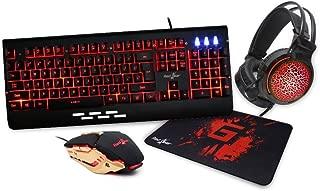 (Renewed) Redgear Manta Redgear MT41 Gaming Set