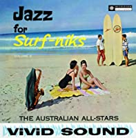 JAZZ FOR SURF-NIKS(remaster)(ltd.) by AUSTRALIAN ALL STARS W/DON BURROWS (2013-12-11)