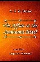 The Affair at the Semiramis Hotel illustred