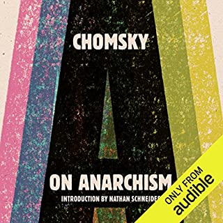 Couverture de On Anarchism