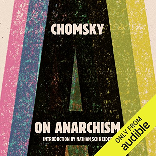 On Anarchism audiobook cover art