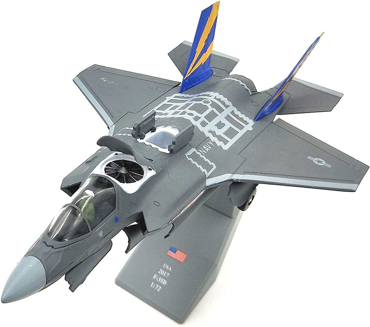 FIGHTNING II F35 1 72 diecast Plane Model Aircraft
