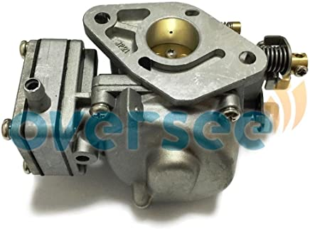 6k5-14301-03 Down Carburetor For Yamaha 60hp E60m Outboard Engine Parsun T60 Boat Motor Aftermarket Parts 6k5-14301-3 Boat Parts & Accessories