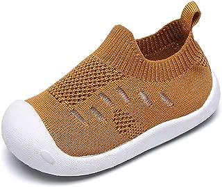 Orange Nein Nein gar/çon Chaussures Souple pour b/éb/é Nein