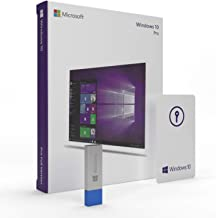Microsoft Windows 10 Pro | USB Flash Drive [Old Version]