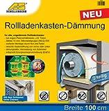 Schellenberg 66258 - Aislamiento para persianas - 13 mm