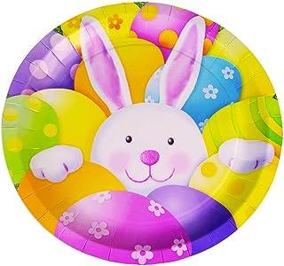 "Forum Novelties Easter 9"" Plates"