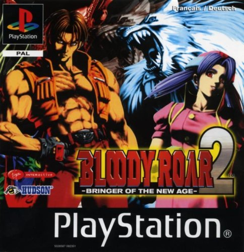 Third Party - Bloody Roar 2 Occasion [ PS1 ] - 5028587084218