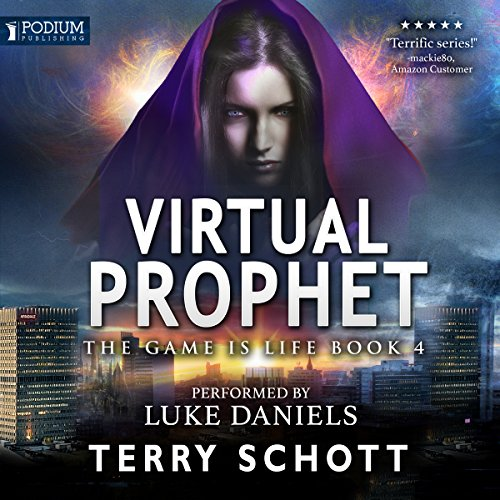 Virtual Prophet audiobook cover art