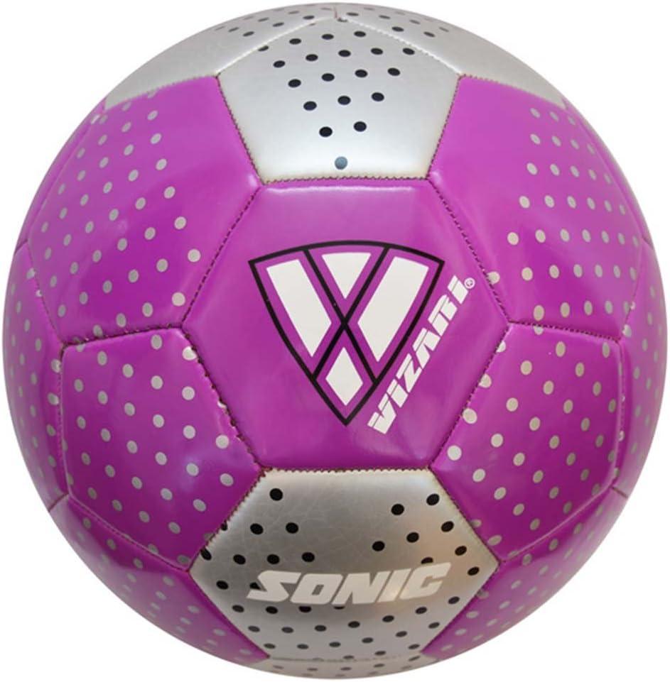 Vizari Sonic Soccer Ball 4 half Size Purple 2021new shipping free