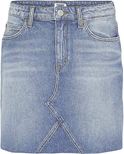Tommy Jeans Jupe Classique en Denim (25)