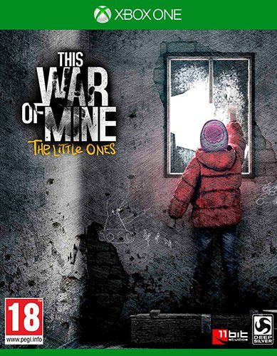This War Of Mine: The Little Ones - Standard Edition - Xbox One [Importación Italiana]