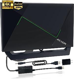 TV Antenna,Indoor Amplified Digital HDTV Antenna 290+...