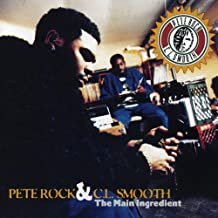 pete rock & cl smooth the main ingredient