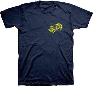 Women's Buttercup T-Shirt - Navy -