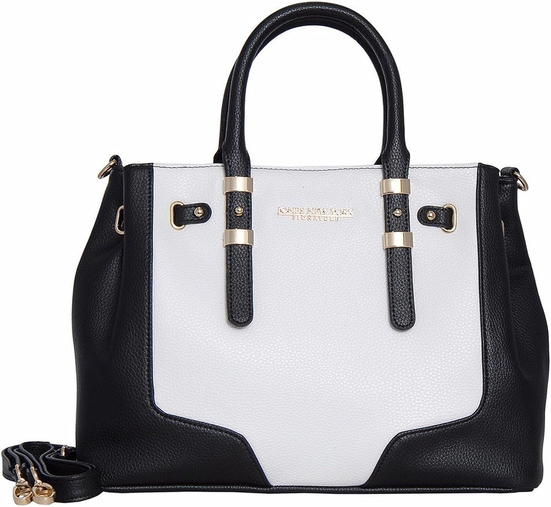 Jones New York Signature Diana Satchel Double Handle Bag