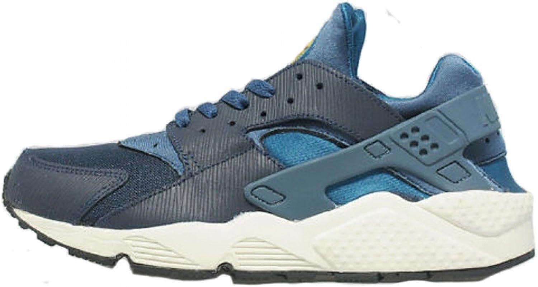 Nike Nike Nike herr Air Huarache ny Slate grön Abyss marinutbildare  100% prisgaranti