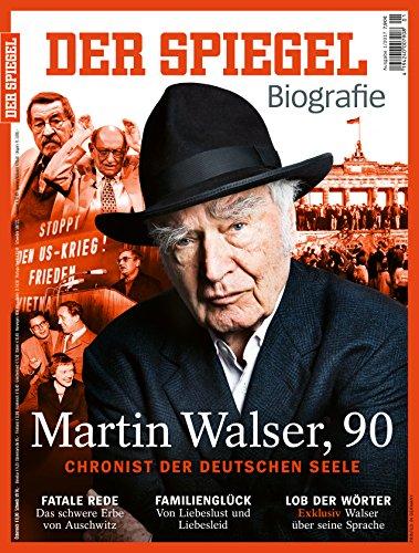SPIEGEL Biografie 1/2017: Martin Walser, 90