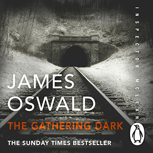 The Gathering Dark audiobook cover art