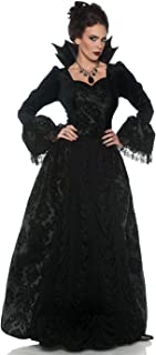 Women's Gothic Storybook Evil Queen Ball Gown