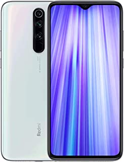 Xiaomi Redmi Note 8 PRO ■ Global Version ■ 128GB 6GB RAM ● Dual SIM (Nano-SIM, dual stand-by) SIMフリー (Pearl White/ パールホワイト)