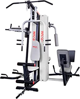Sparnod Fitness SMG-18000/WNQ 518BI Multifunctional Luxury Home Gym Station (Free Installation Service)