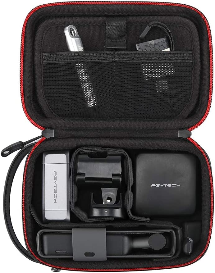 PGYTECH supreme Camera Carrying Case Mini DJI OSMO with Raleigh Mall Pocke Compatible