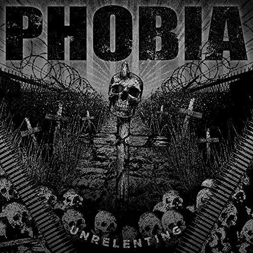 Phobia: Unrelenting (Audio CD)