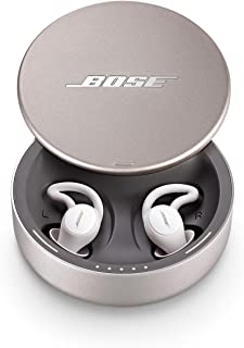 Bose Sleepbuds II - Sleep Technology Clinically Proven to Help You Fall Asleep Faster, Sleep Better with Relaxing and Soot...