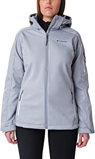 Columbia Women's Cascade Jacket Grey Medium