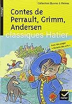 Contes de Perrault, Grimm, Andersen de Julien Harang