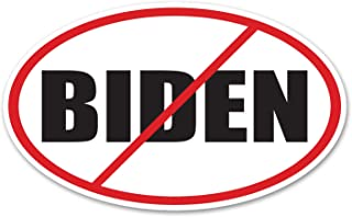 Anti Biden: Stop Biden Autoaufkleber